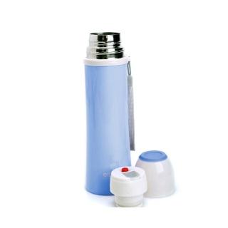 Bình đựng nước 2 lớp INOX 304, Tráng Bạc, 500ml - Hàng Không Giữ Nhiệt (Elmich 2246491kk) thumbnail