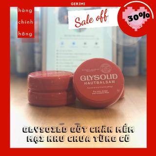 Đánh bay nứt gót chân với GLYSOLID 100ml hàng xách tay từ Đức thumbnail