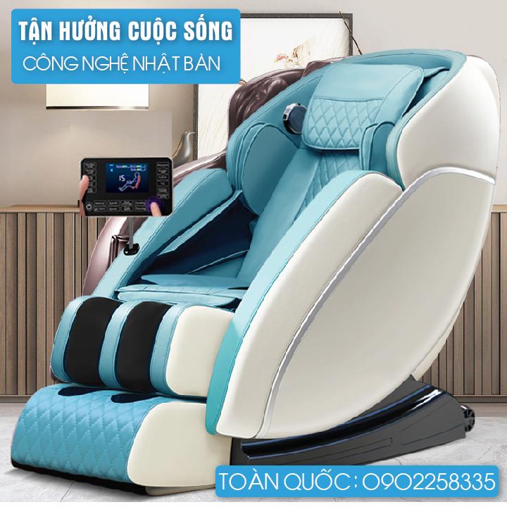 [Trả góp 0%]Ghế Massage Không Trọng Lực Ghế Mat Xa Toàn Thân Cao Cấp Nâng Cấp Chất Lượng - Điều Khiển Thông Minh Màn Hình LCD Hiển Rõ Ràng Thông Minh Các Chế Độ Máy Massage