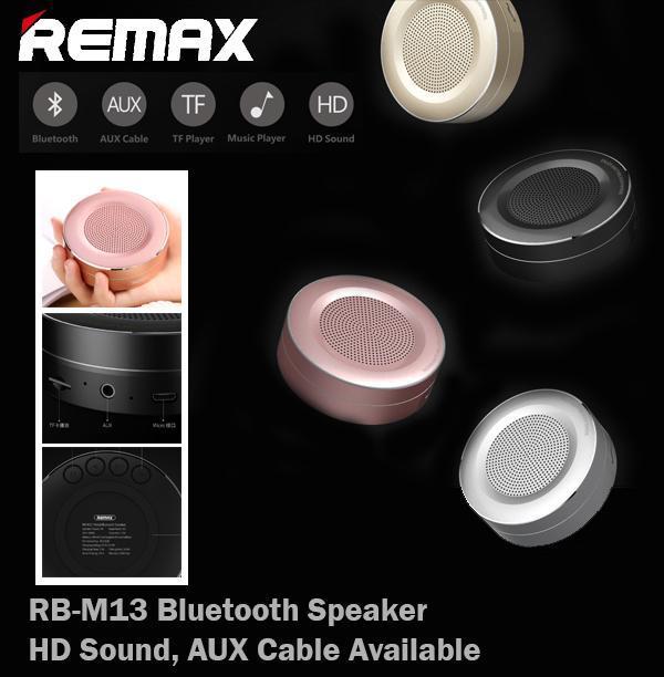 Loa Bluetooth mini Remax RB-M13 giá rẻ