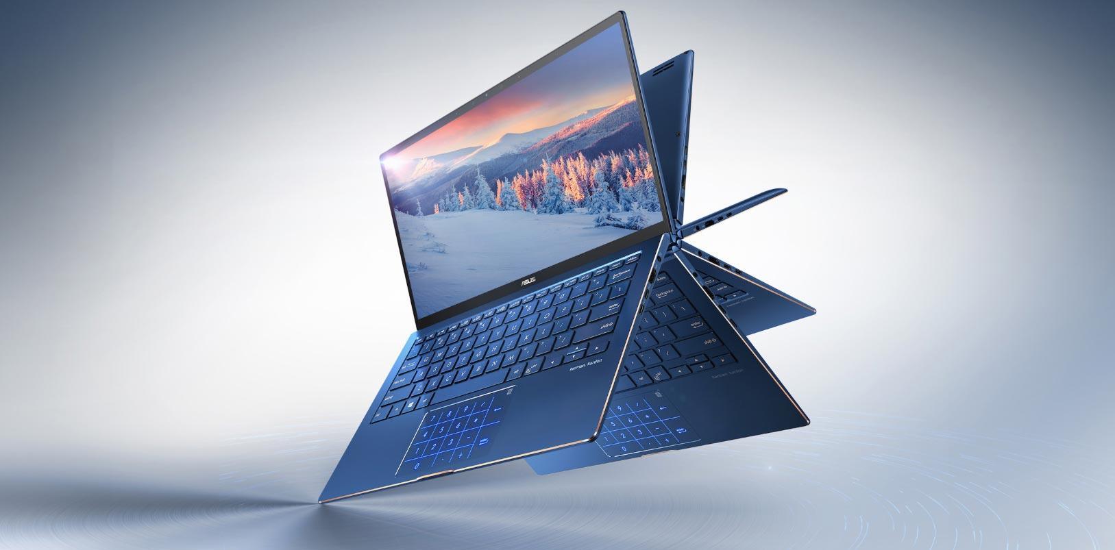 Laptop ASUS ZenBook Flip 13 UX362FA-EL206T
