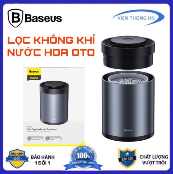 Lọc không khí khử mùi oto baseus - Bộ khuếch tán nước hoa khô dùng cho xe hơi ô tô