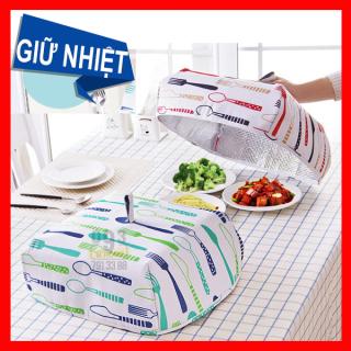 Nắp đậy giữ nhiệt bảo quản thực phẩm thumbnail