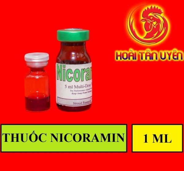 NICORAMIN tăng bo khủng dành cho gà nạp 1cc