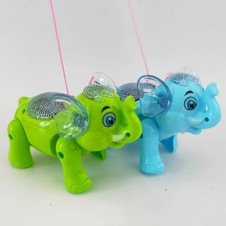 Đồ chơi chú voi vừa đi vừa phát nhạc và phát sáng thumbnail