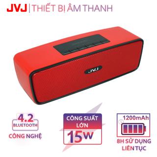 Loa Bluetooth Mini S20 JVJ không dây bass mạnh - Siêu Bass Jack 3.5mm, 1200mAh AUX Loa Bluetooth Siêu Bass, FM Radio Loa Phát Nhạc, dùng cho các dòng iPhone Xiaomi Huawei Samsung MIFA.., loa không dây, Loa blt Bh 6 Tháng thumbnail