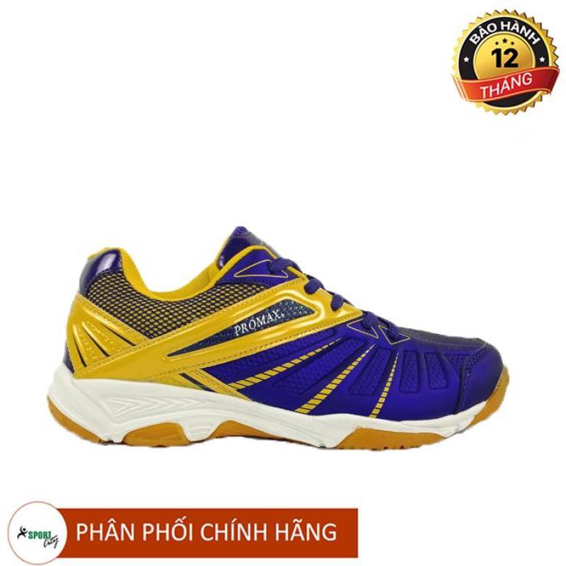 Giày cầu lông, giày bóng chuyền ,giày thể thao Promax 19001 màu tím cao cấp chuyên nghiệp dẻo dai, siêu nhẹ, chịu được tác động cực mạnh đa dạng kiểu dáng dành cho nam