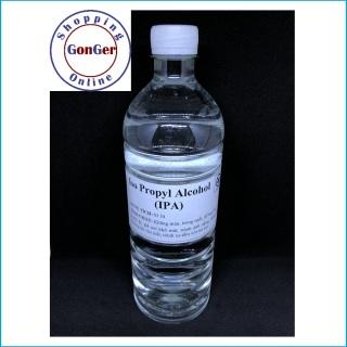 Cồn IPA Iso Propyl Alcohol IPA tech Korea, Taiwan, Japan GonGer Shopping Online - HoaLong Alcohol thumbnail