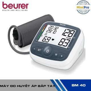Máy Đo Huyết Áp Bắp Tay Beurer BM40 (Có Adapter) thumbnail