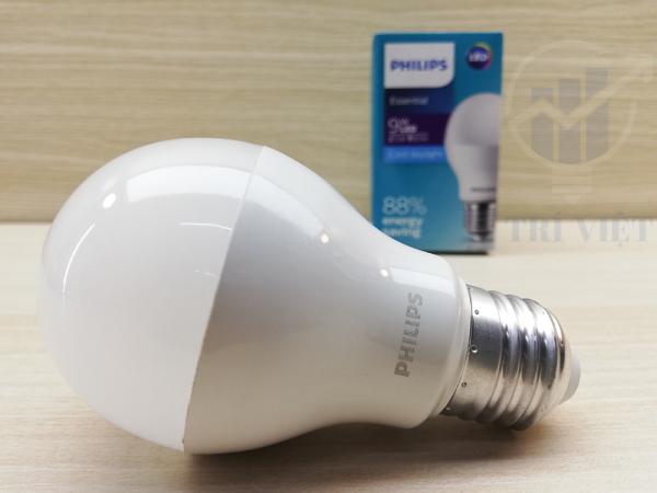 Combo 12 Đèn Led Philips 9W (Ánh sáng trắng - Ánh sáng ấm)