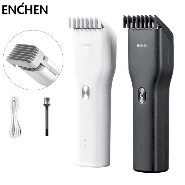 [TẶNG MGG 30K] Tông đơ cắt tóc Enchen Boost cữ cắt điều chỉnh được, an toàn cho em bé trẻ sơ sinh giá rẻ