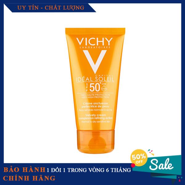 Kem chống nắng cao cấp - Bổ sung dưỡng chất hỗ trợ cấp nước và cân bằng độ ẩm cho da, giúp cải thiện tình trang da khô ráp, sạm màu.