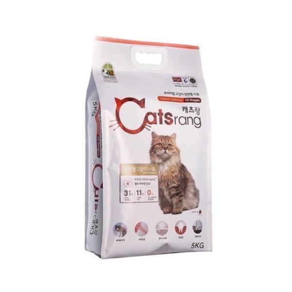 Thức ăn cho mèo castrang 5kg