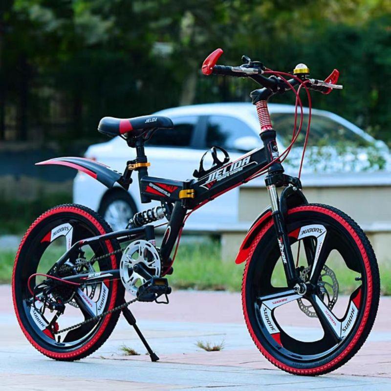 Phân phối Xe đạp gấp 20in khung thép cácbon cao cấp