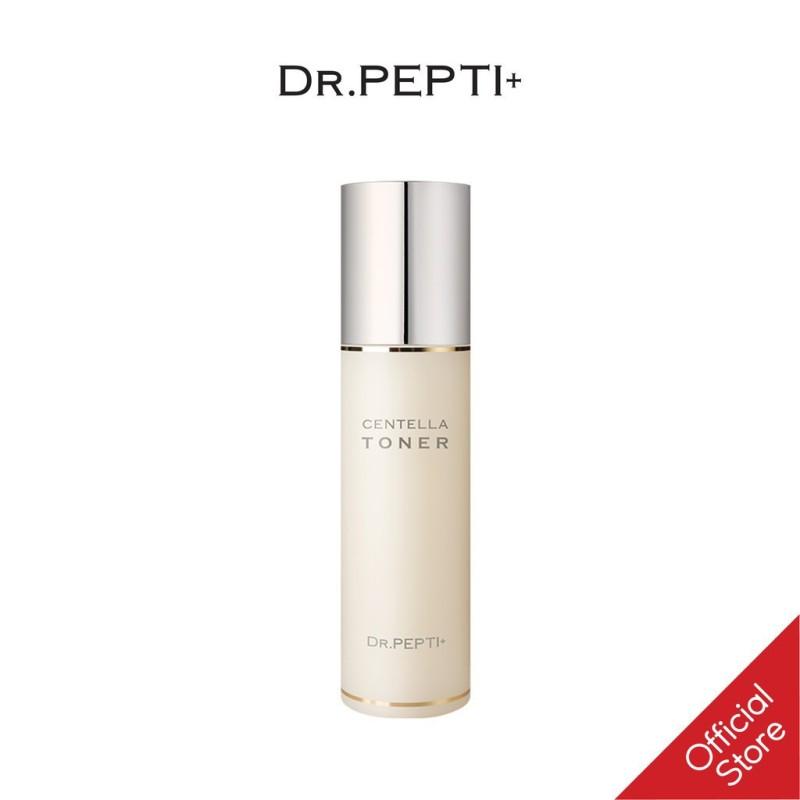 Nước Hoa Hồng Dưỡng Da Căng Bóng Dr.Pepti+ Centella Toner 180ml giá rẻ
