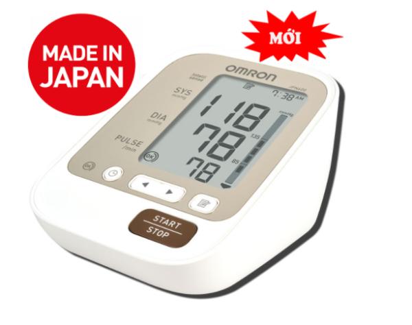 Nơi bán Máy đo huyết áp Omron JPN600 Japan