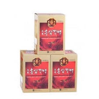 30 gói Nước hồng sâm 6 tuổi nhập khẩu Hàn Quốc 30 gói x 70ml chính hãng