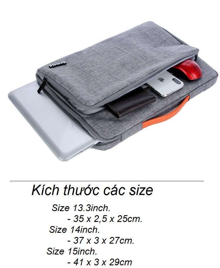 Offer Khuyến Mãi Túi Chống Sốc Cho Laptop, Macbook Remoid.