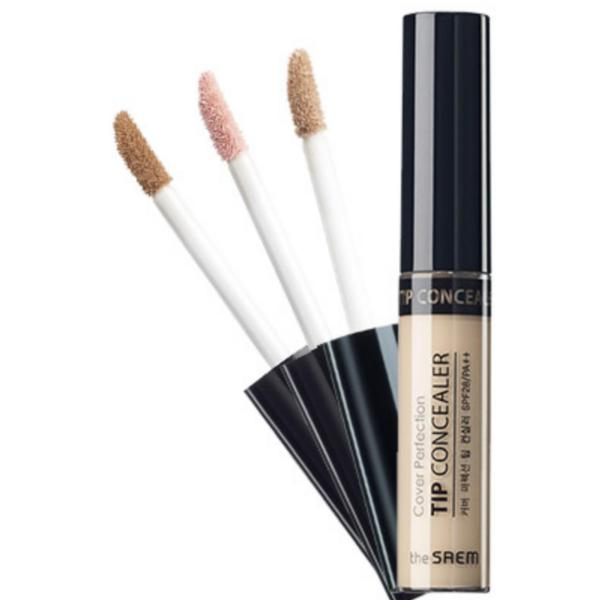 KEM CHE KHUYẾT ĐIỂM THE SAEM COVER PERFECTION TIP CONCEALER giá rẻ