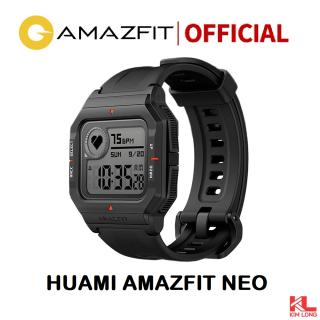 Huami Amazfit Neo Đồng hồ thông minh - Hàng Chính Hãng - Bảo hành 12 Tháng thumbnail