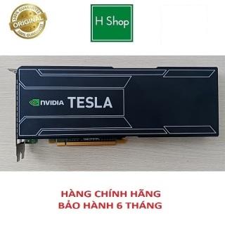 Card màn hình Nvidia Tesla K20 5GB GDDR5 320 bit hàng chính hãng bảo hành 6 tháng thumbnail