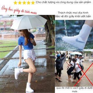 Ủng bọc giày đi mưa hàng đẹp siêu bền - Q00890 thumbnail