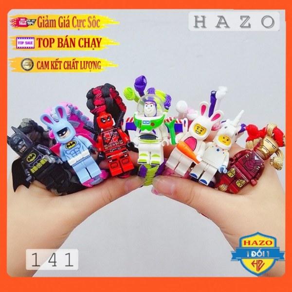 Giá bán VÒNG TAY LEGO THỜI TRANG HZPARACORD NHIỀU MẪU CỰC HOT