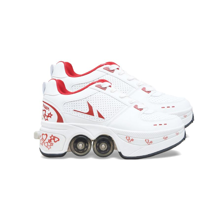 Mua Giày patin Heelys 4 bánh gắp xếp thành giày thể thao