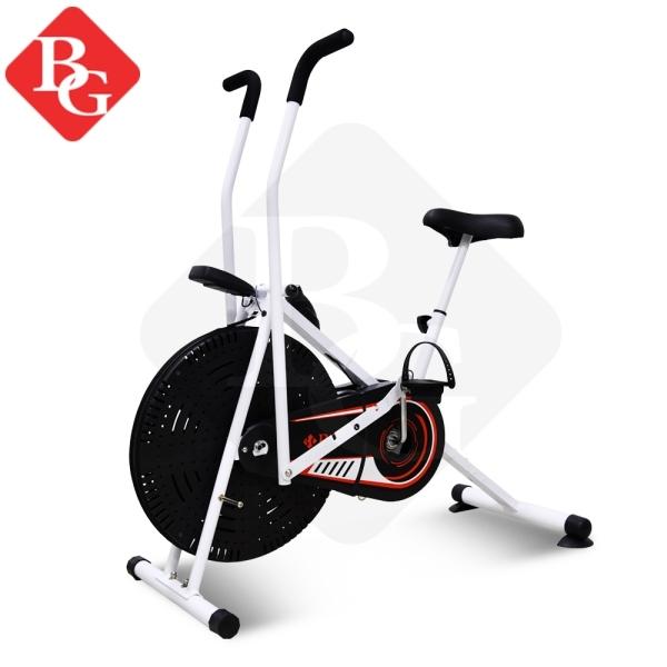 BG - Xe đạp tập thể dục Air bike Mẫu 8702 Black Mẫu 2020