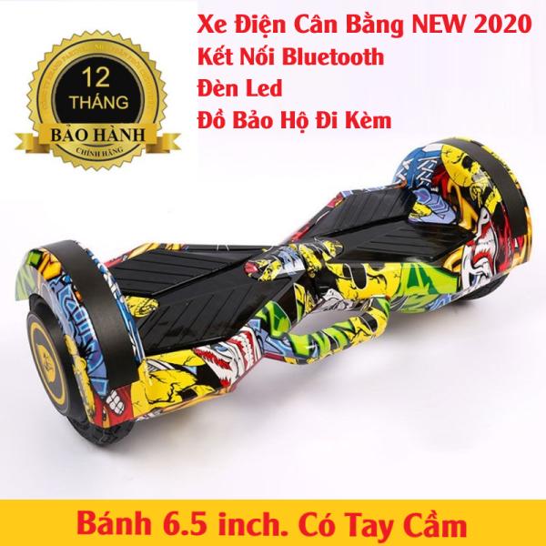 Mua Xe Điện Cân Bằng Bánh 6.5 inch (Loa Kết Nối Bluetooth)