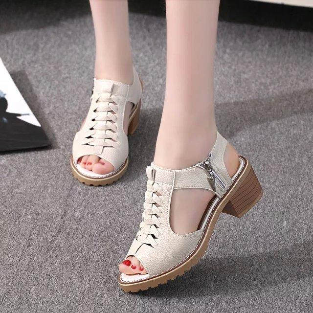 df71799088a Summer women Shoes 2019 New Flat Korean Style Harajuku Versatile Ulzzang Students  Rubber Sole Sandals women