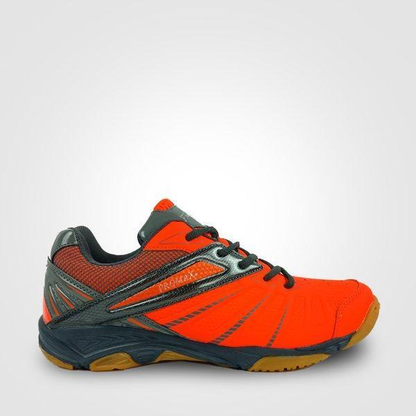 Giày cầu lông - Giày bóng chuyền Promax 19001 Mầu đỏ