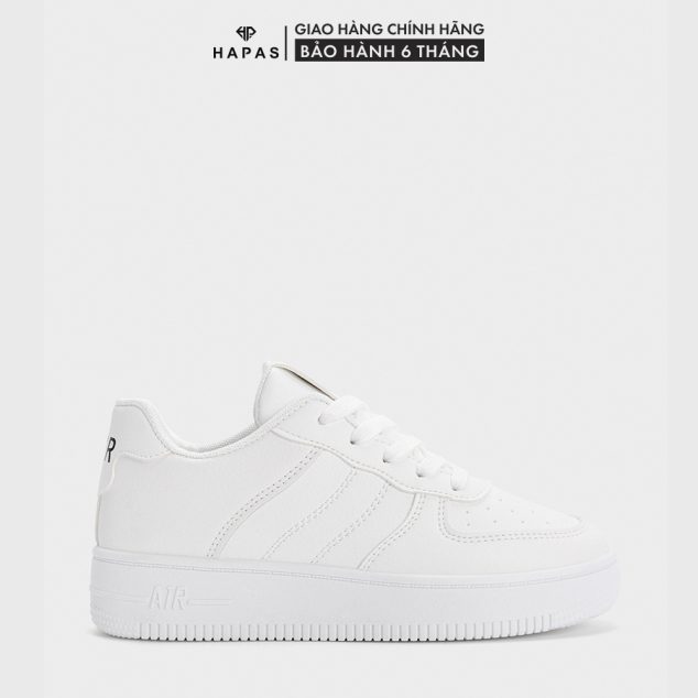 Giày Thể Thao Nữ Sneaker Nâng Đế 3Phân HAPAS - GSK335 giá rẻ
