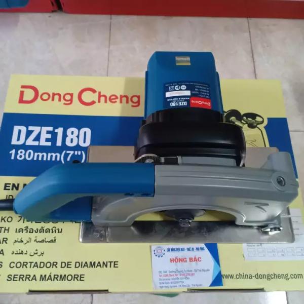 Máy cắt bê tông Dongcheng DZE180