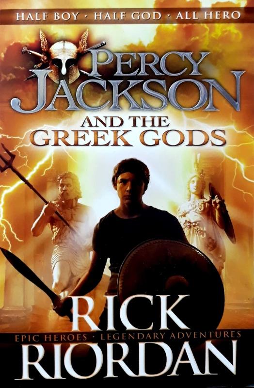 Fahasa - Percy Jackson and the Greek Gods