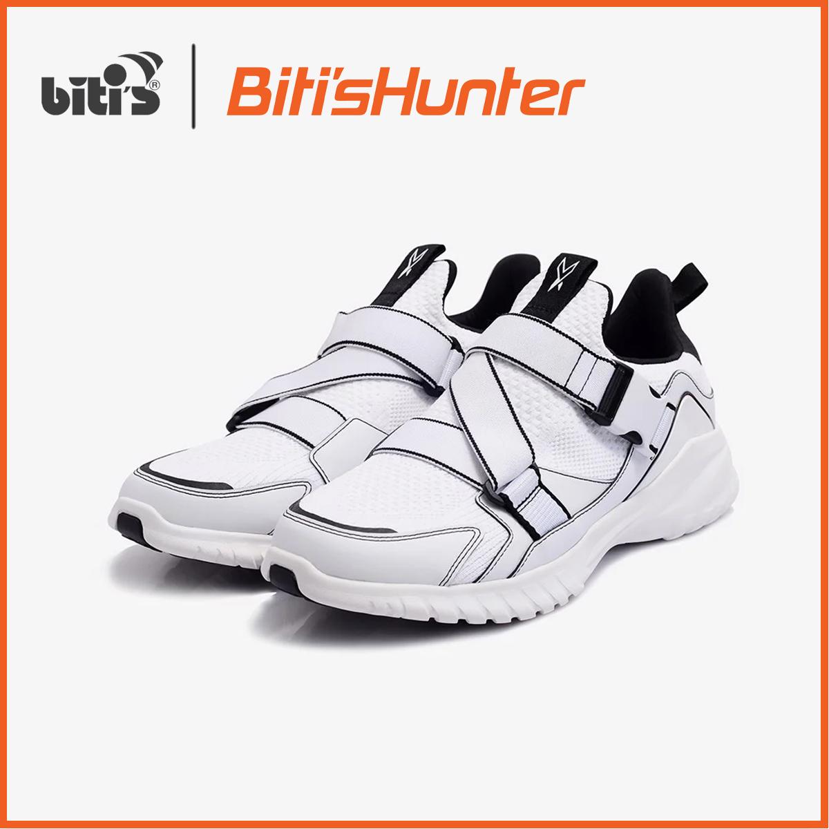 Giày Thể Thao Nam Biti's Hunter X BKL - Black Line DSMH02303TRG