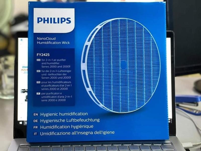 Màng lọc không khí Philips FY0194/30-  dùng cho máy lọc Philips AC0819/10, AC0820/10, AC0820/30, AC0829/10