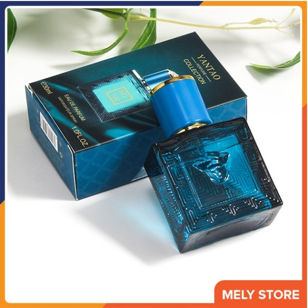 Nước hoa nam cao cấp chính hãng mini CLASSIC COLLECTION  mùi hương ngọt ngào truyền cảm xúc đam mêkhát khao mãnh liệt, lưu hương lâu, thơm lâu quyến rũ phụ nữ, sexy,mùi dịu nhẹ dạng xịt sang trọngnội địa Trung giá rẻ30ml Melystore DNP02