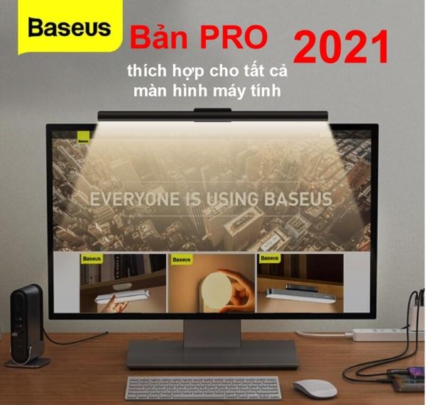 Bảng giá (Bản mới nhất Pro - Youth ) Đèn treo màn hình bảo vệ mắt Baseus i-work Series DGIWK-P01,Chống Cận , Chống mỏi mắt Phong Vũ
