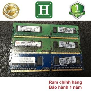Ram PC DDR2 (PC2) 1Gb bus 800 bảo hành 12 tháng thumbnail