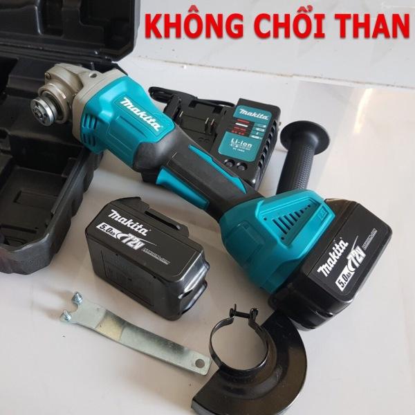 Máy Mài Pin Makita 72V-Pin 10 Cell-100%Đồng cắt sắt tường gỗ