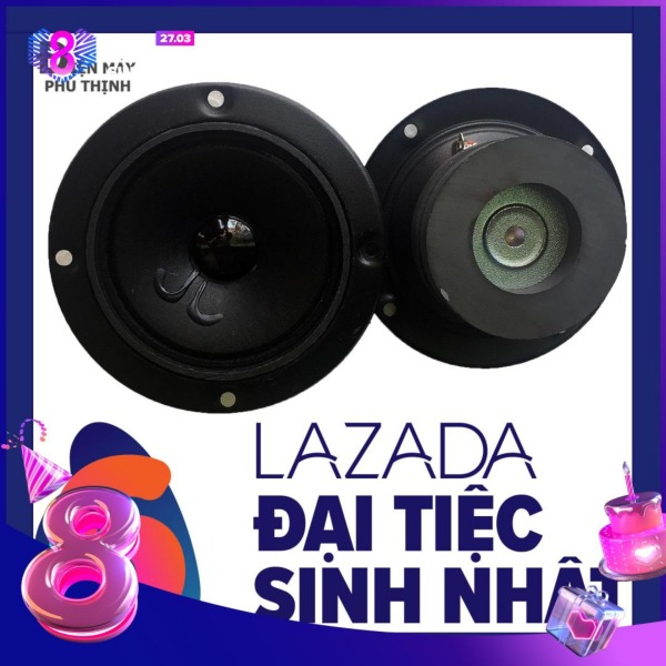 2 Loa TREBLE 2 Từ AVECTOR dùng thay thế cho loa karaoke - treble nhuyễn hay