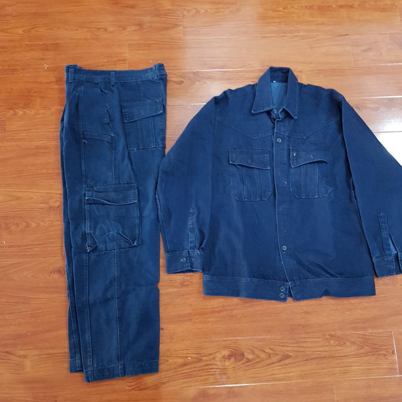 Quần áo điện lực/ Đồng phục điện lực theo tiêu chuẩn- Đủ size ( Kèm hình thật)