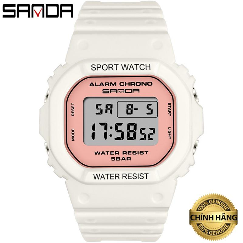 Đồng hồ Nữ thể thao SANDA ETIA, Thương hiệu Cao Cấp Của Nhật, Chống Nước Tốt - Đồng hồ nữ thể thao, Đồng hồ nữ đẹp, Đồng hồ nữ giá rẻ, Đồng hồ nữ chống nước, Đồng hồ nữ cao cấp, Đẹp,Sang trọng,Đẳng cấp bán chạy