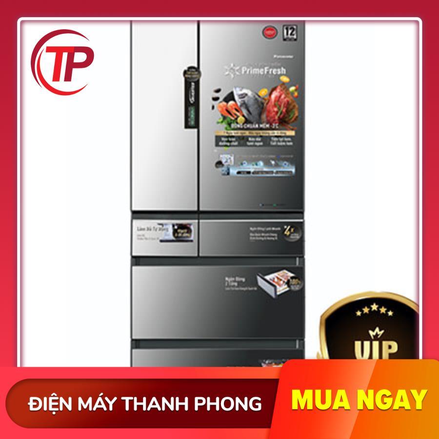 Tủ Lạnh Panasonic Inverter 491 Lít NR-F503GT-X2. Có Giá Ưu Đãi