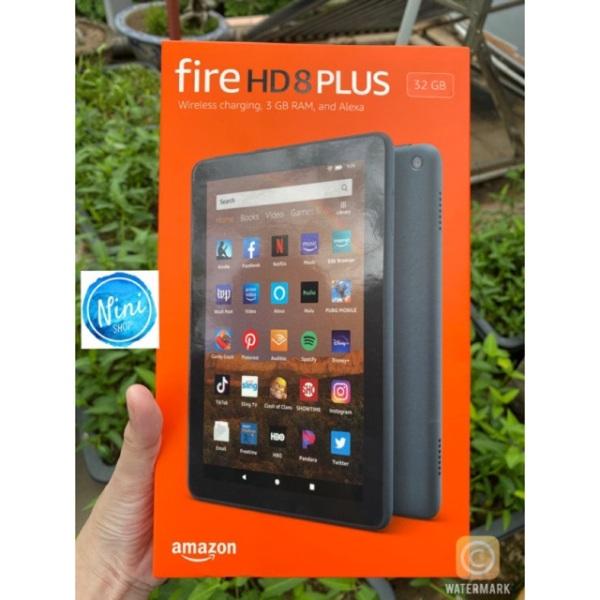 MÁY TÍNH BẢNG FIRE HD 8 PLUS MỚI NĂM 2020 ( ĐỂ TẠM PHÂN LOẠI FIRE HD 8 VÌ CHƯA HỖ TRỢ PHÂN LOẠI HD 8 PLUS)