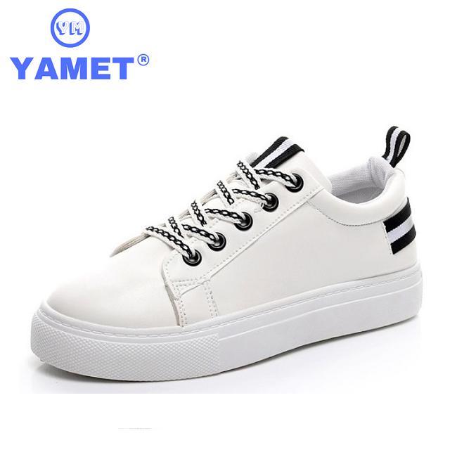 Giày Sneaker Nữ Siêu Hot YAMET YM03-68BW