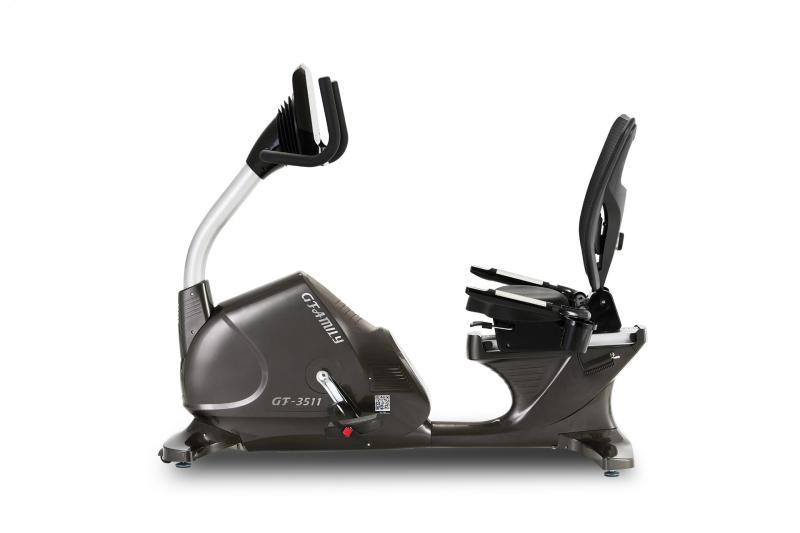 Xe đạp tự phát điện GF Fitness - GF3511 SHUA - Tải Trọng Lớn - Màn Hình LED - Khung Thép Chắc Chắn