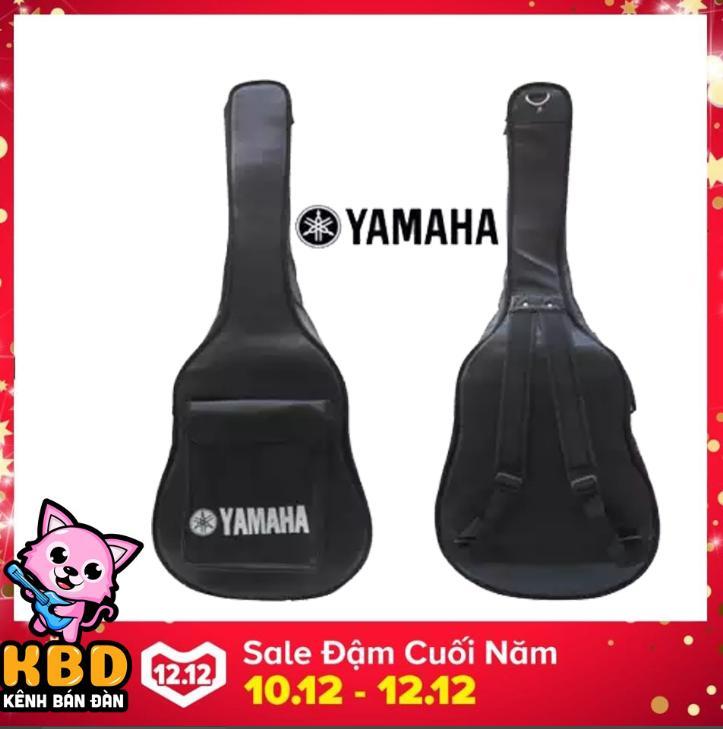 Bao da đàn Guitar Yamaha cao cấp 3 lớp-KBD