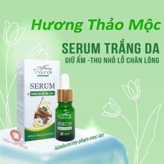 Serum trắng da giữ ẩm, se khít chân lông 4 in 1 - Serum Hương Thảo Mộc 10ml - Mỹ phẩm Mộc Lan thumbnail